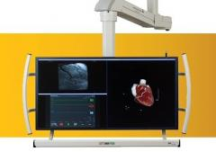 iSuite diagnostic 4K large monitor systems